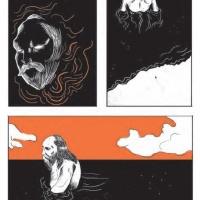 """pág. 4 da bd de Gonçalo Duarte na antologia """"Destruição ou bandas desenhadas sobre como foi horrível viver entre 2001 e 2010"""" (Chili Com Carne; 2010)"""
