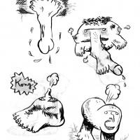 ilustrações para a CriCa 3/3 (Mesinha de Cabeceira #19)