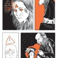 """pág. 3 da bd de Gonçalo Duarte na antologia """"Destruição ou bandas desenhadas sobre como foi horrível viver entre 2001 e 2010"""" (Chili Com Carne; 2010)"""