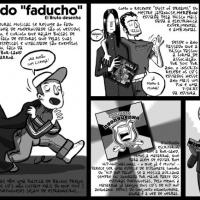 Pedro Brito: bd para a edição ilustrada do Público 24/05/05